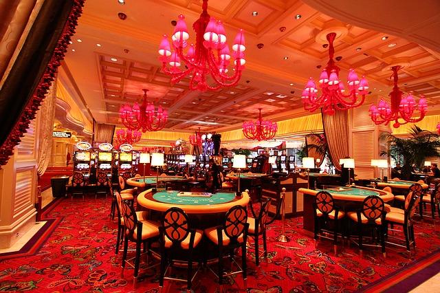 Casino Raum